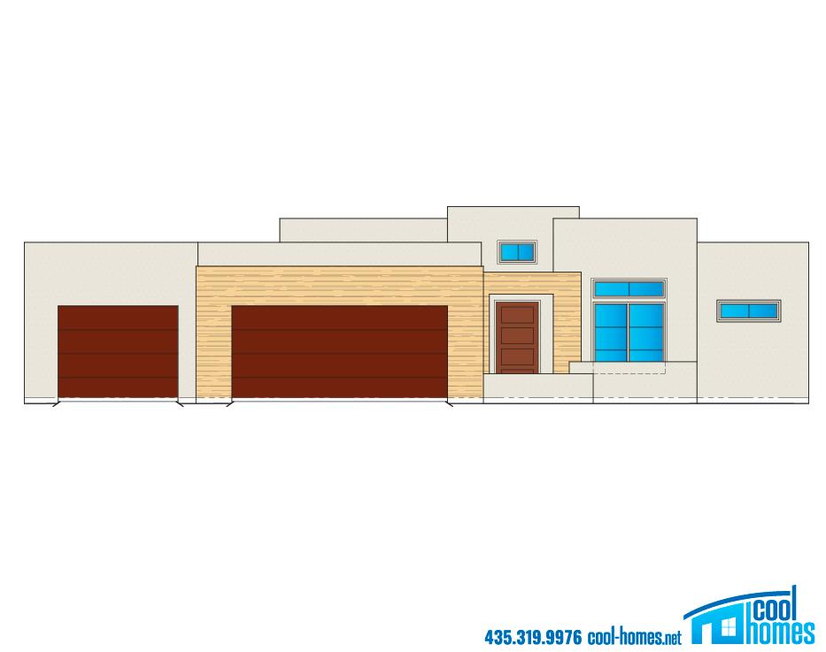 Custom Home In Palisades Ivins Utah Cool Homes
